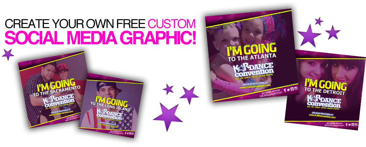 Create your own Free Custom Social Media Graphic!